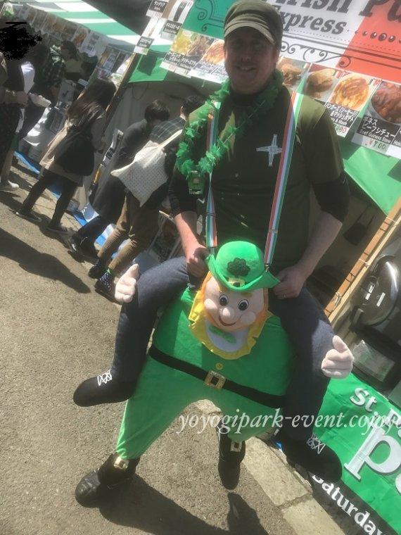 アイラブアイルランドフェスティバル2018