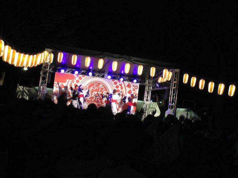 渋谷夏祭りphoto by yoyogipark-event.com