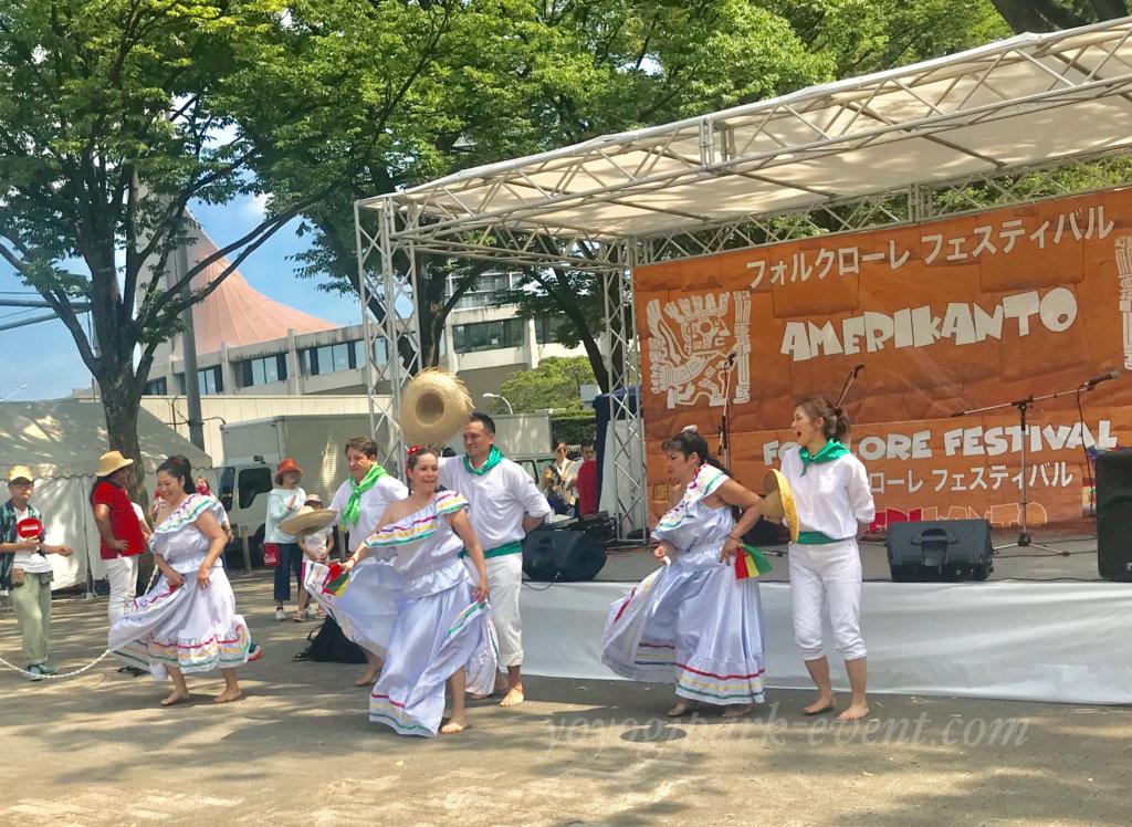 フォルクローレフェスティバル2019 photo by yoyogipark-event.com