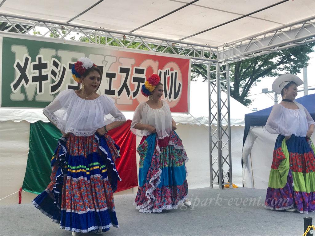 メキシコフェスティバル2019 photo by yoyogipark-event.com