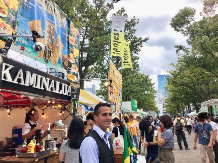 ラテンアメリカフェスティバル2019 代々木公園