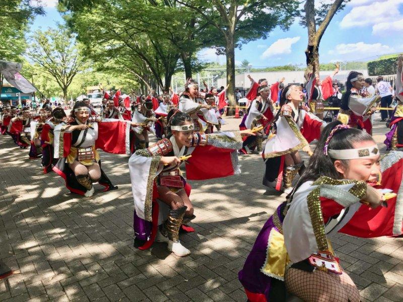 よさこい祭り 原宿2019